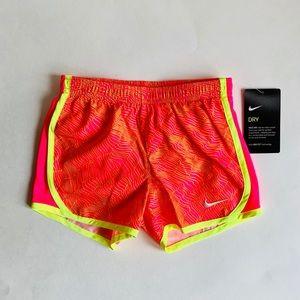 Nike Dri-Fit Running Girls Shorts/Sz:4/NWT